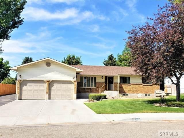 756 Cedar Street, Shelley, ID 83274 (MLS #2137541) :: The Perfect Home