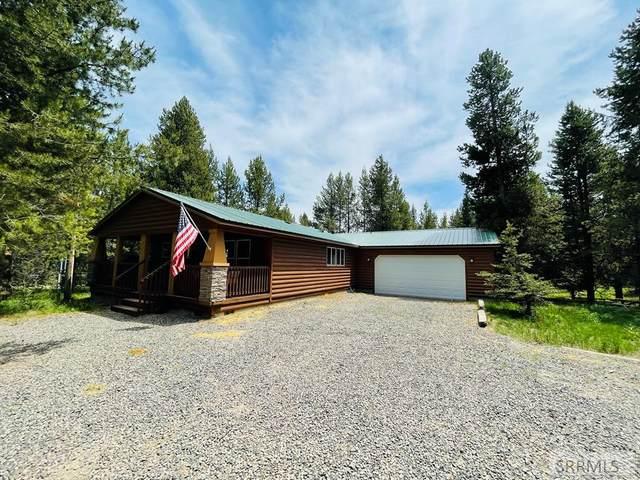 3518 Montauk Drive, Island Park, ID 83429 (MLS #2137568) :: Team One Group Real Estate