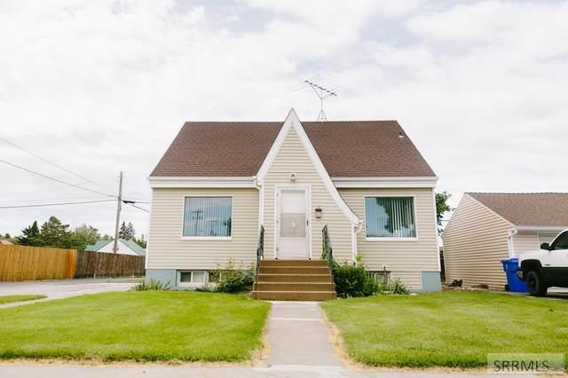 12 E 1st S, Rexburg, ID 83440 (MLS #2137595) :: The Perfect Home