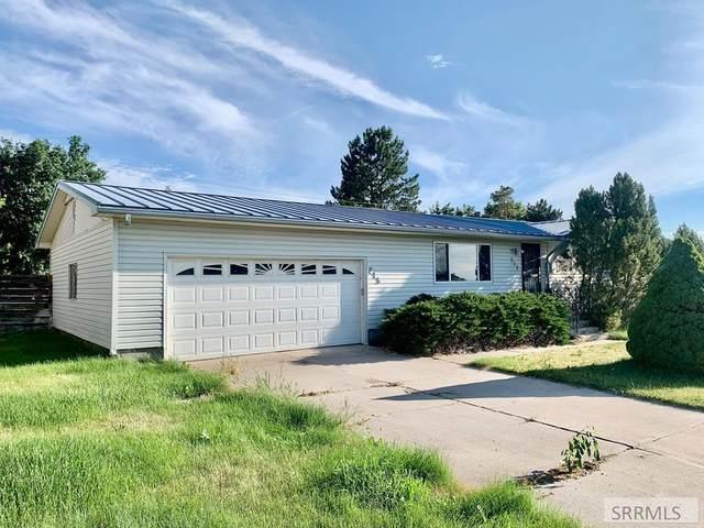 215 Palomino Drive, Pocatello, ID 83201 (MLS #2137713) :: The Perfect Home