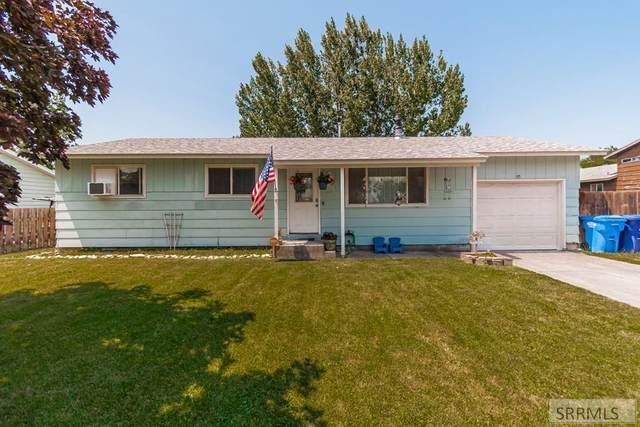 645 N Crimson Drive, Idaho Falls, ID 83401 (MLS #2137874) :: The Perfect Home
