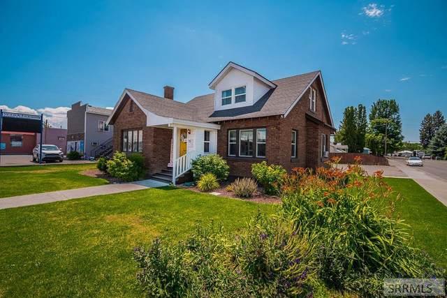 380 W Judicial Street, Blackfoot, ID 83221 (MLS #2137881) :: Silvercreek Realty Group