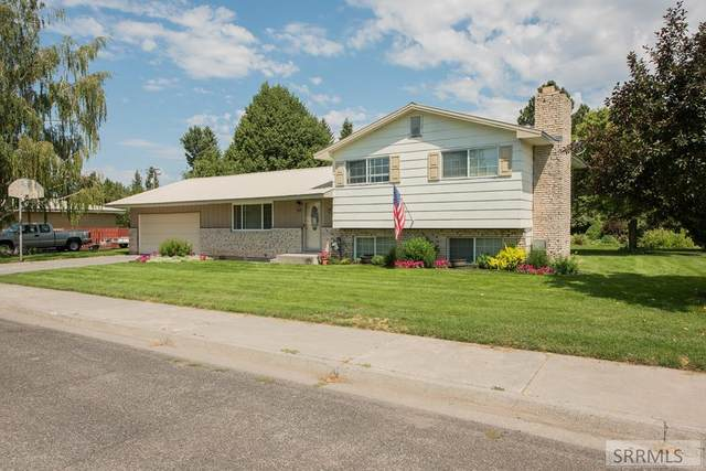 515 Bechler Drive, St Anthony, ID 83445 (MLS #2137978) :: Silvercreek Realty Group