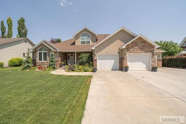 3591 Summerfield Drive, Idaho Falls, ID 83404 (MLS #2137982) :: The Perfect Home