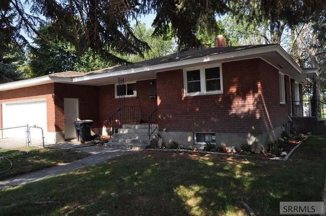 2085 Sequoia Drive, Idaho Falls, ID 83404 (MLS #2138017) :: The Perfect Home