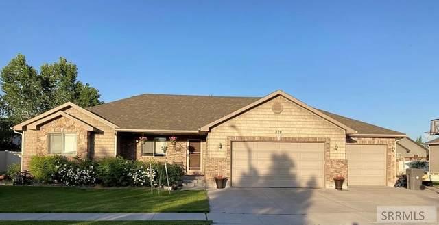 279 Polo Drive, Rexburg, ID 83440 (MLS #2138021) :: Silvercreek Realty Group