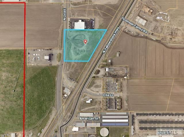 L3 N 2nd E, Rexburg, ID 83440 (MLS #2138047) :: Team One Group Real Estate