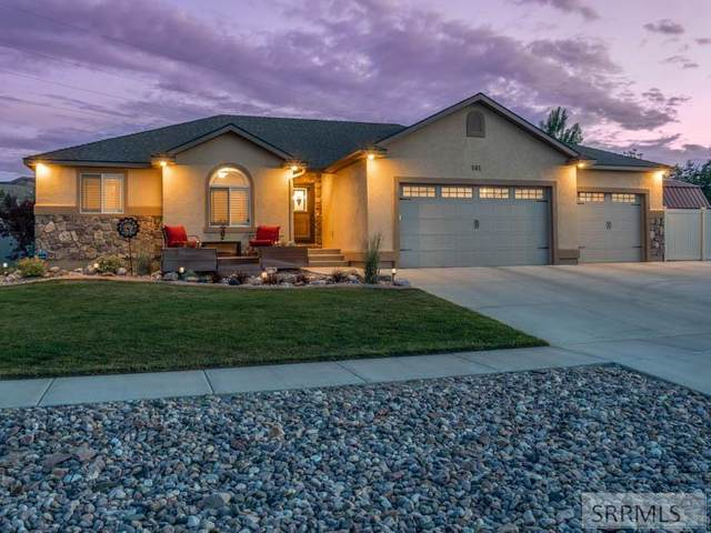 585 Milkyway Court, Pocatello, ID 83204 (MLS #2138061) :: The Perfect Home