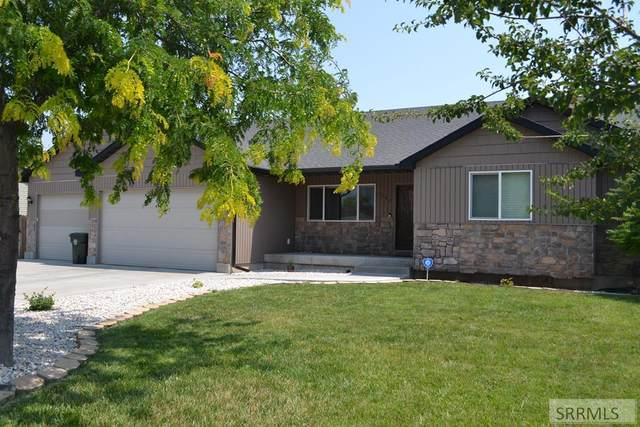 1292 Country Avenue, Blackfoot, ID 83221 (MLS #2138090) :: Team One Group Real Estate