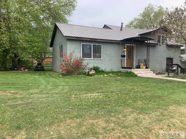 798 Garfield, Idaho Falls, ID 83401 (MLS #2138099) :: Team One Group Real Estate