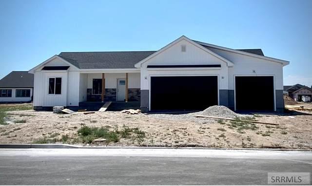 2116 Pointe Hunter Lane, Idaho Falls, ID 83404 (MLS #2138106) :: The Perfect Home
