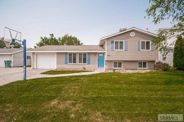 787 Wild Rose Lane, Blackfoot, ID 83221 (MLS #2138132) :: The Perfect Home