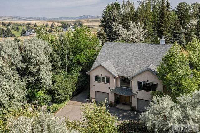 11760 S Country Club Drive, Idaho Falls, ID 83404 (MLS #2138143) :: The Perfect Home