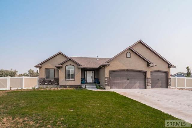 3155 Fulton Drive, Idaho Falls, ID 83401 (MLS #2138168) :: Silvercreek Realty Group