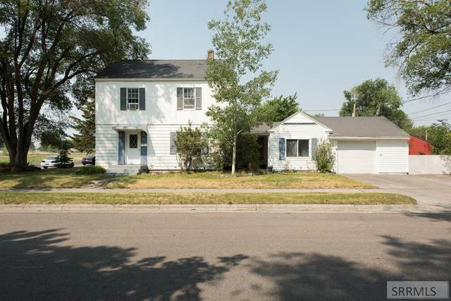 1396 Spratt Avenue, Idaho Falls, ID 83404 (MLS #2138208) :: Team One Group Real Estate