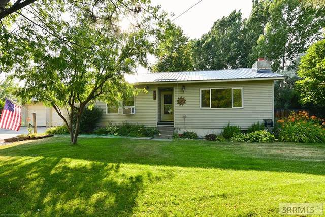 285 N. 4100 E, Rigby, ID 83442 (MLS #2138235) :: The Perfect Home