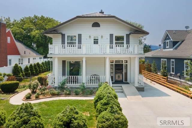 237 S 7th Avenue, Pocatello, ID 83201 (MLS #2138237) :: The Perfect Home