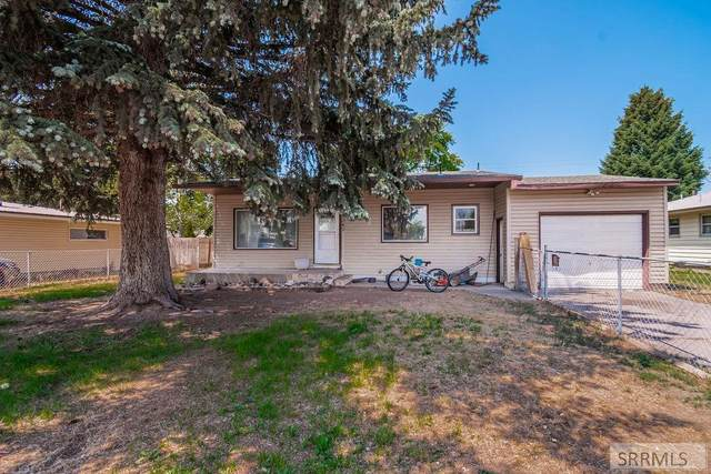 1040 S Woodruff Avenue, Idaho Falls, ID 83404 (MLS #2138256) :: The Perfect Home