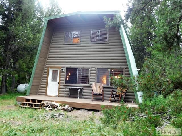 4011 Bear Street, Island Park, ID 83429 (MLS #2138263) :: Team One Group Real Estate