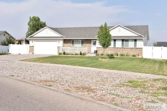 1454 N Crimson Drive, Idaho Falls, ID 83401 (MLS #2138278) :: The Perfect Home