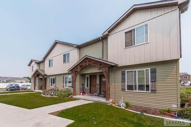 465 Countryside Avenue, Rexburg, ID 83440 (MLS #2138281) :: The Perfect Home