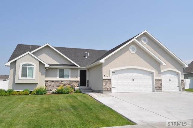620 Canyon Springs Drive, Rexburg, ID 83440 (MLS #2138286) :: The Perfect Home