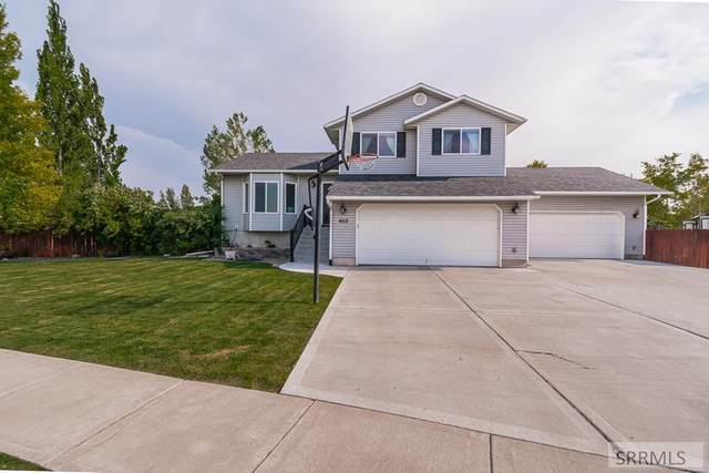 4112 Morning Mist Drive, Ammon, ID 83406 (MLS #2138288) :: Team One Group Real Estate