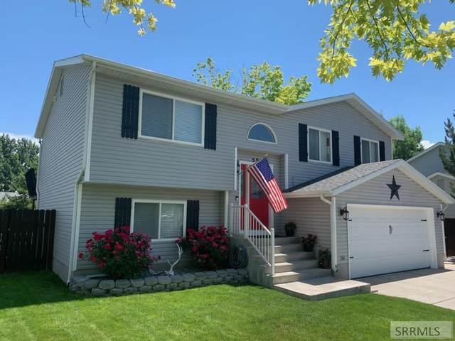 5934 Ruth Avenue, Chubbuck, ID 83202 (MLS #2138297) :: Team One Group Real Estate