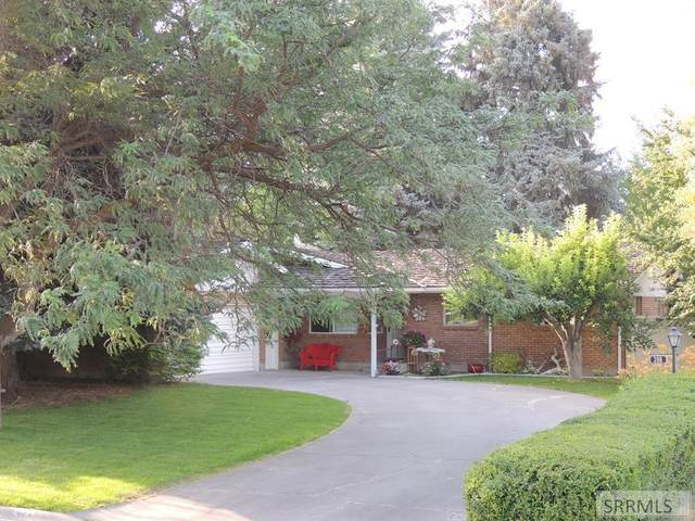 398 Gustafson Drive, Idaho Falls, ID 83402 (MLS #2138299) :: The Perfect Home