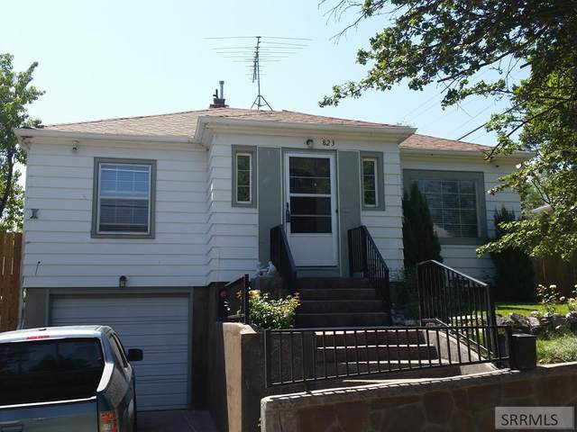 823 W Lewis Street, Pocatello, ID 83204 (MLS #2138301) :: Team One Group Real Estate