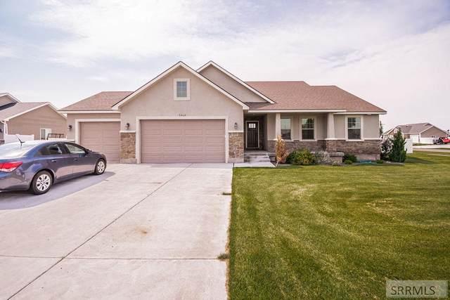 5062 E Brylee Way, Idaho Falls, ID 83427 (MLS #2138308) :: Team One Group Real Estate