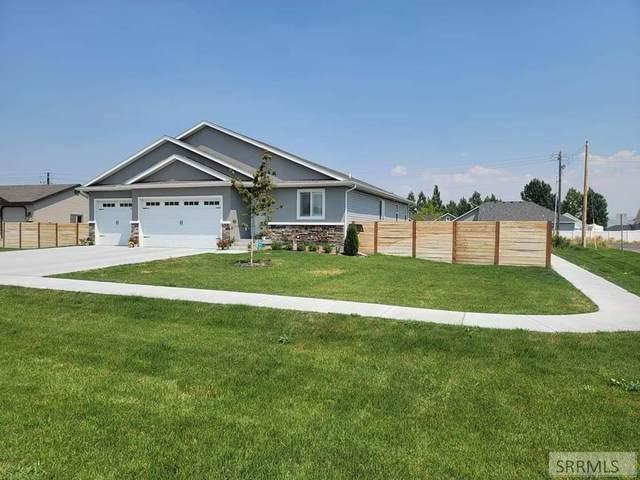 1554 N Richland Circle, Idaho Falls, ID 83401 (MLS #2138313) :: Silvercreek Realty Group