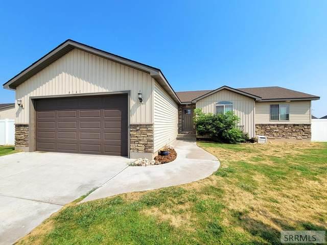 4141 E Deloy Drive, Idaho Falls, ID 83401 (MLS #2138327) :: Silvercreek Realty Group