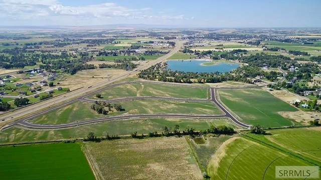 Lot 10 E 537 N, Rigby, ID 83442 (MLS #2138345) :: Team One Group Real Estate