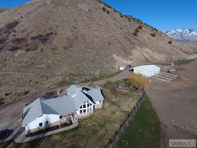 2830 N Blackrock Road, Pocatello, ID 83204 (MLS #2138354) :: Team One Group Real Estate
