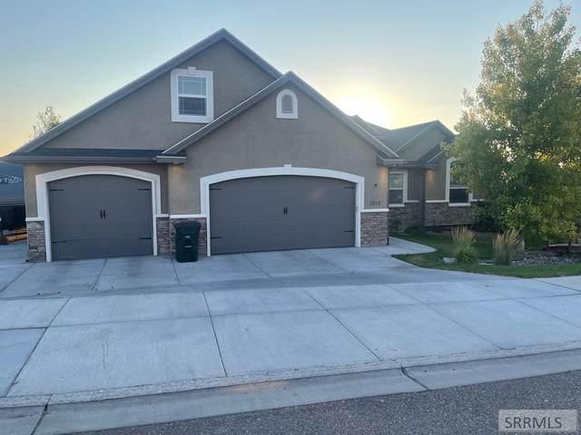 1015 Dolostone, Pocatello, ID 83201 (MLS #2138355) :: Team One Group Real Estate