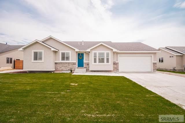 1142 Portalstone Drive, Idaho Falls, ID 83401 (MLS #2138357) :: Silvercreek Realty Group