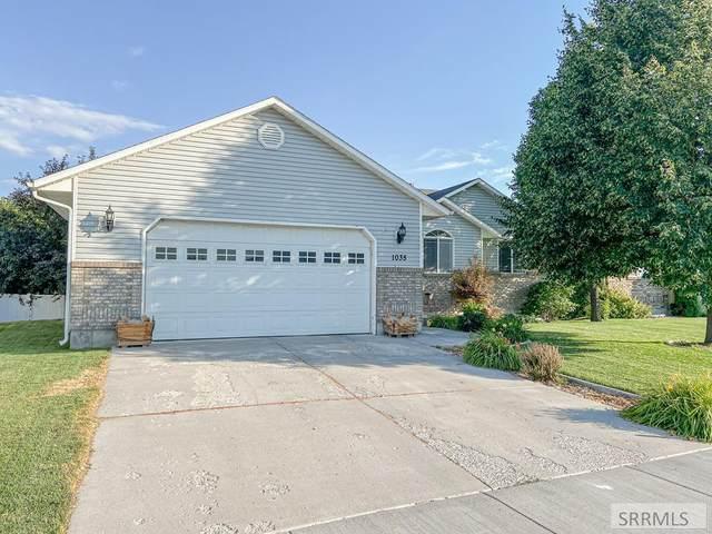 1035 Home Run Street, Chubbuck, ID 83202 (MLS #2138396) :: Team One Group Real Estate