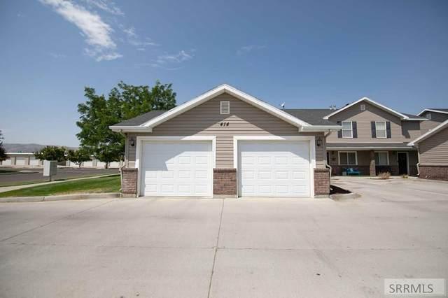 414 Pheasant Ridge Drive A, Pocatello, ID 83202 (MLS #2138398) :: Team One Group Real Estate