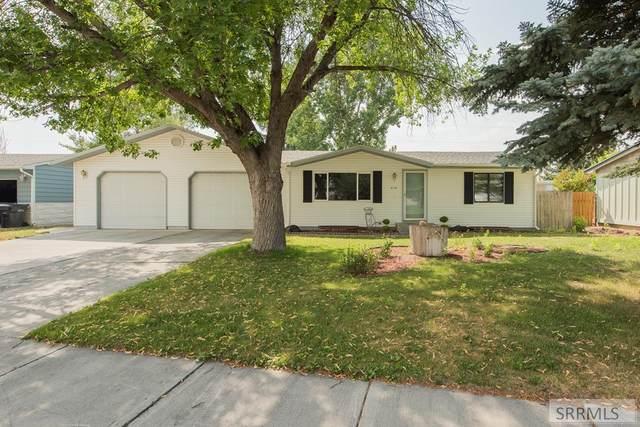 310 Tyra Drive, Idaho Falls, ID 83401 (MLS #2138401) :: Team One Group Real Estate