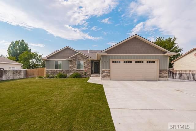 4205 Cochise Drive, Idaho Falls, ID 83406 (MLS #2138407) :: Team One Group Real Estate