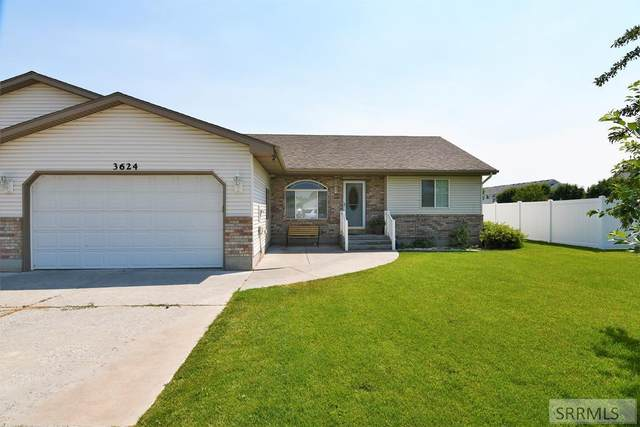 3624 John Adams Parkway, Idaho Falls, ID 83406 (MLS #2138415) :: Team One Group Real Estate