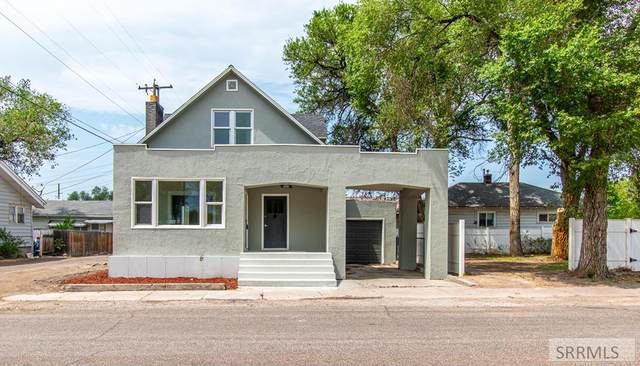 320 W Connor Drive, Pocatello, ID 83201 (MLS #2138418) :: Team One Group Real Estate