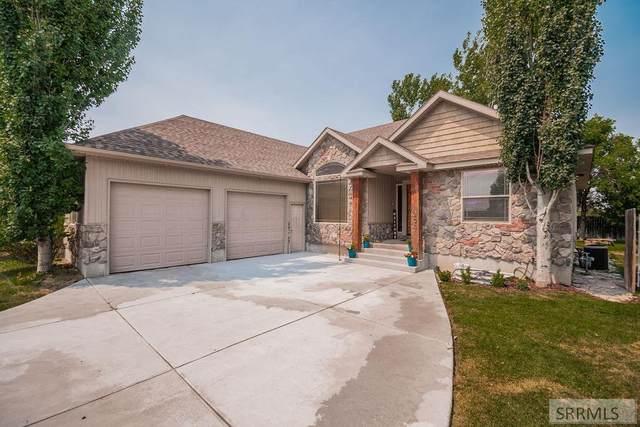 1203 Grassland Drive, Idaho Falls, ID 83404 (MLS #2138422) :: Team One Group Real Estate