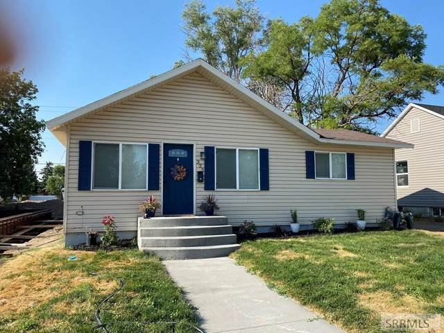325 Gladstone Street, Idaho Falls, ID 83401 (MLS #2138425) :: Team One Group Real Estate