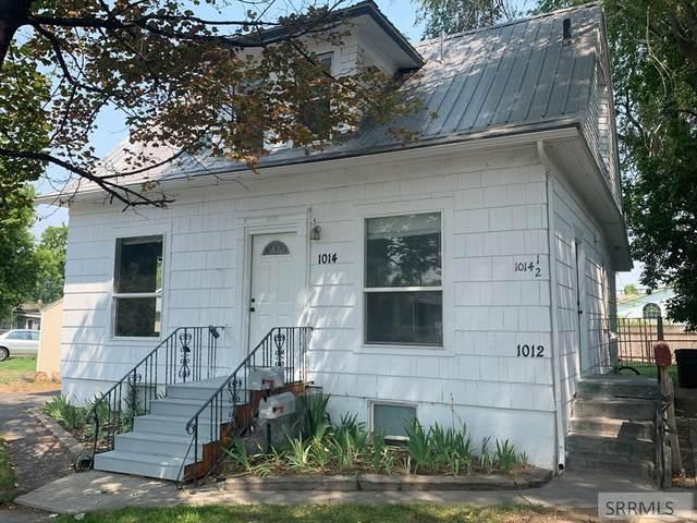 1014 Blaine Avenue, Idaho Falls, ID 83402 (MLS #2138427) :: Team One Group Real Estate