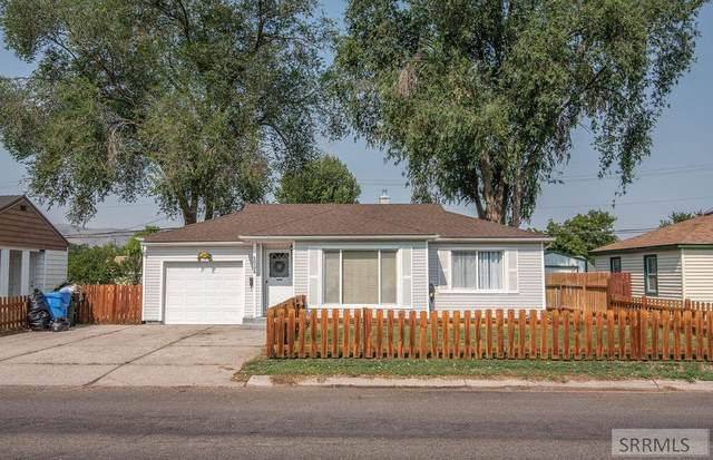 1031 Mckinley Avenue, Pocatello, ID 83201 (MLS #2138431) :: Team One Group Real Estate