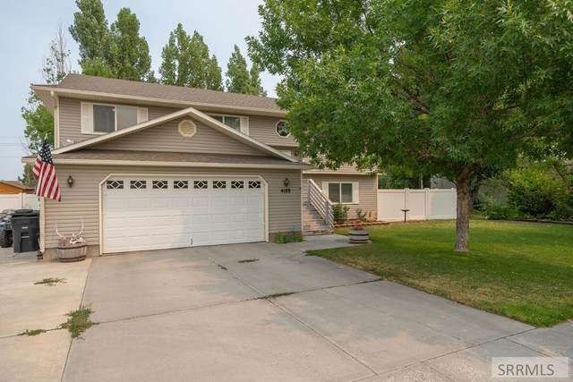 4189 Willow Canyon Drive, Ammon, ID 83406 (MLS #2138442) :: Silvercreek Realty Group
