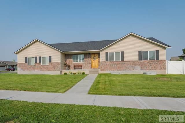 4001 Summer Sun Drive, Idaho Falls, ID 83404 (MLS #2138461) :: The Perfect Home