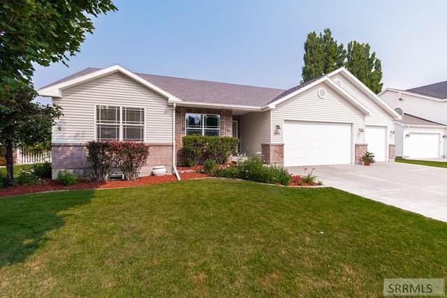 3643 Summit Run Trail, Idaho Falls, ID 83404 (MLS #2138483) :: The Perfect Home